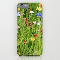 Colourful Garden - JUSTART © Slim Case iPhone 6s