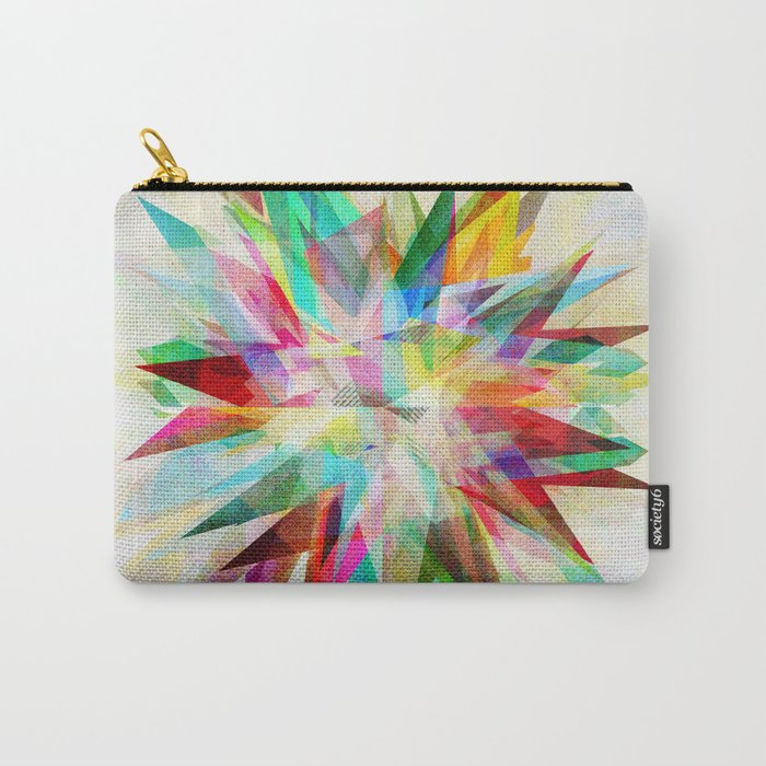 Colorful 6 Carry-All Pouch