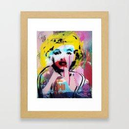 Warhola Framed Art Print