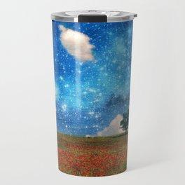 The Magical Night-Day Realm Travel Mug