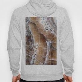 Marble Paint Formation Hoody