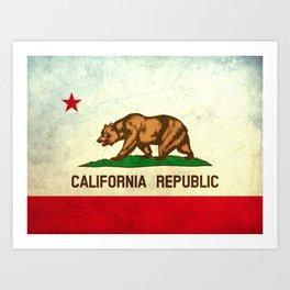 California Flag Art Prints For Any Decor Style Society6