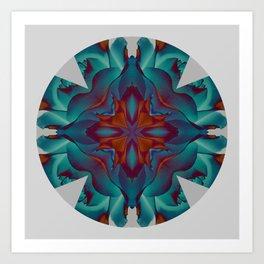 Mandala VI Art Print