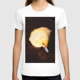 Baby Duckling Swimming T-shirt
