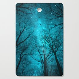 Stars Can't Shine Without Darkness Cutting Board