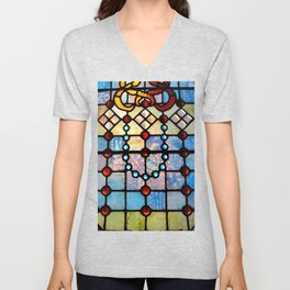 Things Are Looking Up Inside Unisex V-Neck