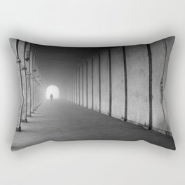 To Mist Rectangular Pillow