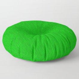 Green Fibre Floor Pillow
