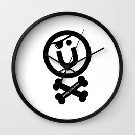 Dbh artist series pir Wall Clock