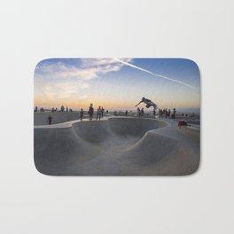 Skateboard Bath Mat