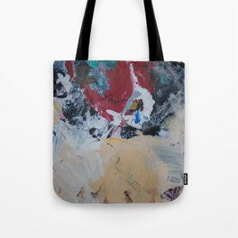 The Artist's Remains #2 Tote Bag