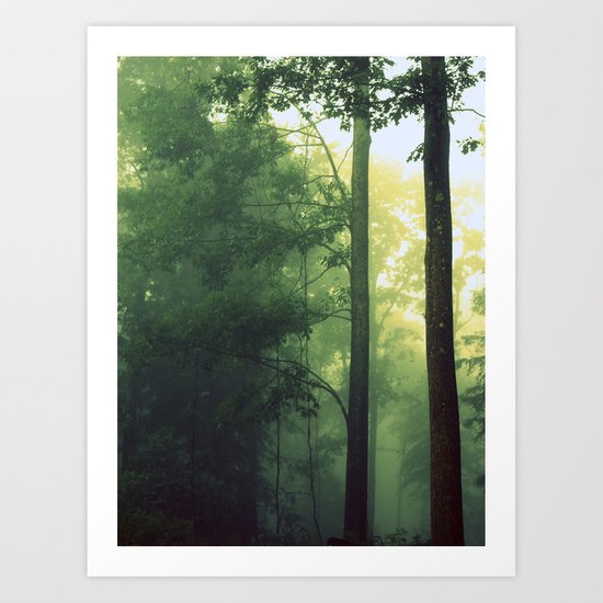 Is This The Place From My Dreams? Art Print