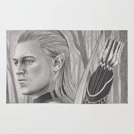 Elf Archer Rug