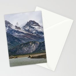 Parque Nacional los Glaciares - Patagonia - Argentina Stationery Cards
