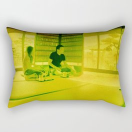 Teahouse Rectangular Pillow