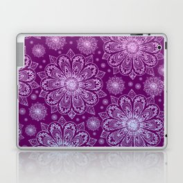 Twilight Mandala Laptop & iPad Skin