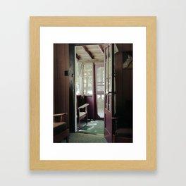 Carousel 6 Framed Art Print