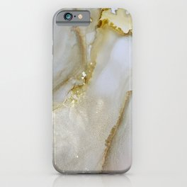 Spiritual glow iPhone Case