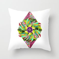 ▲ KAHOOLAWE ▲ Throw Pillow