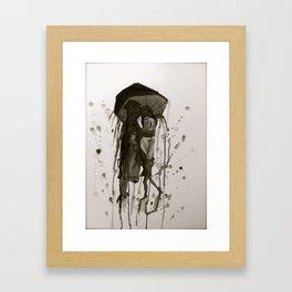 Feel Your Rain  Framed Art Print