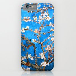 Vincent Van Gogh - Almond Blossom iPhone Case