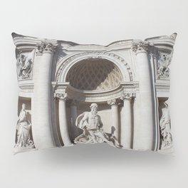 Fontana di Trevi Rome Italy Pillow Sham