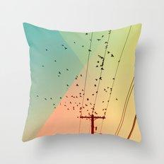 Cool World #1 Throw Pillow