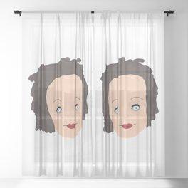 Susan Sheer Curtain