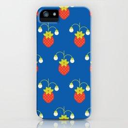 Fruit: Strawberry iPhone Case