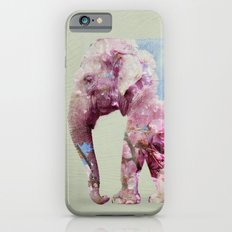 Cherry blossom Elephant iPhone 6s Slim Case