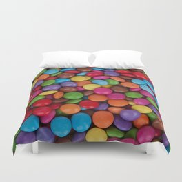 Candies Painting Duvet Cover