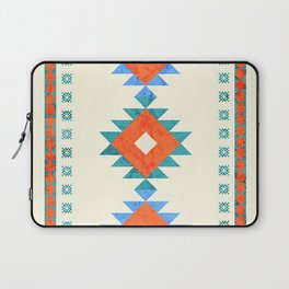 geometry navajo pattern no3 Laptop Sleeve