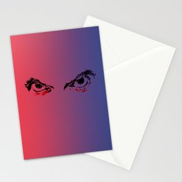 Eyes of the 12th Doctor Stationery Cards