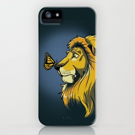Two Kings iPhone Case