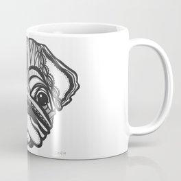Doug the Pug Coffee Mug