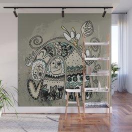 love king! Wall Mural