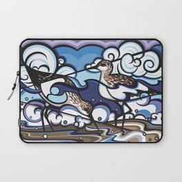 The Sandpipers Laptop Sleeve