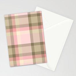 Plaid 3c Stationery Cards