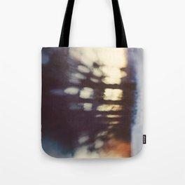 Inky Blues Tote Bag