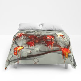 Ego of a Chicken Comforters