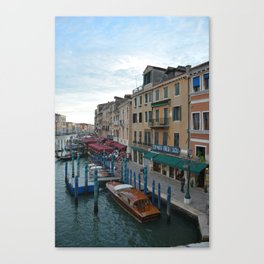 Venice is Sacred Canvas Print