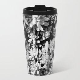 Succulent circle Travel Mug