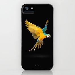 Macaw. iPhone Case