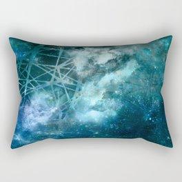 ε Aquarii Rectangular Pillow