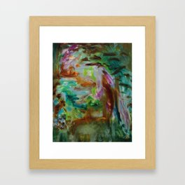 Aries Framed Art Print