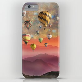 One Last Traveller To Go! iPhone Case