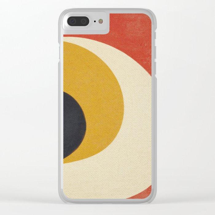 Exu Clear iPhone Case