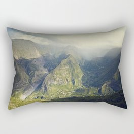 The Lost World Rectangular Pillow