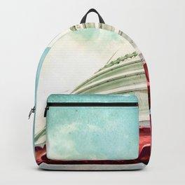 Buddha House Backpack