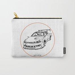 Crazy Car Art 0039 Carry-All Pouch